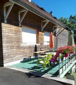 Le gite adapté de Grand Val : 2 étages, 7 chambres, 20 lits