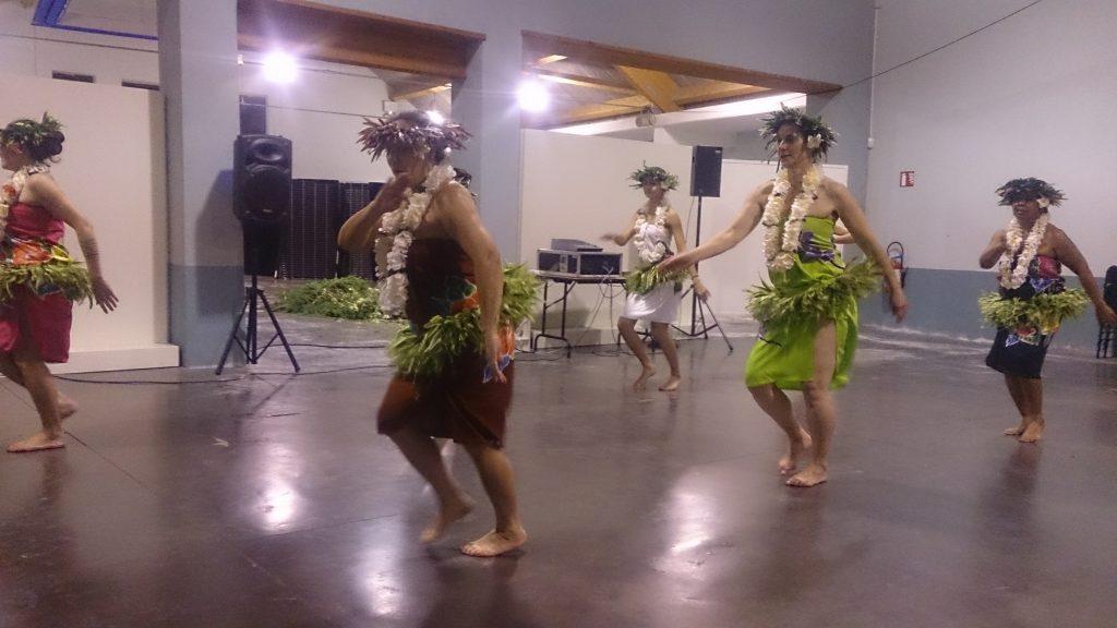 Dance Tahitienne