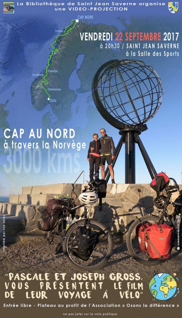 Cap Nord à travers la Norvège