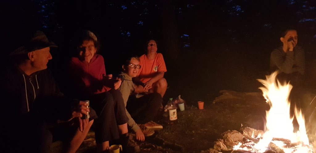 feu de camps